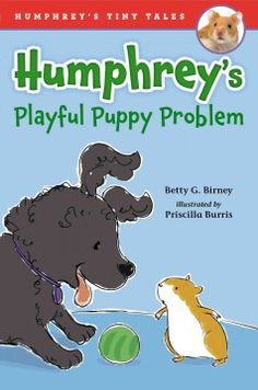 ER BIR. Humphrey, the pet hamster of Classroom 26, is helping Richie with a science project, but Richie's feisty puppy gets in the way.