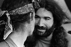 a collection of images of the iconic Grateful Dead frontman taken by legendary music photographer Jim Marshall.