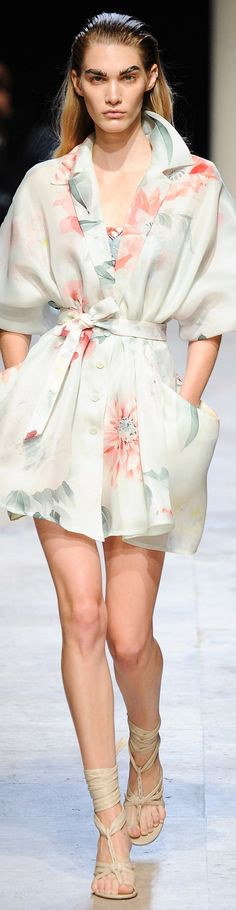 Leonard Collection Spring 2015 | The House of Beccaria~