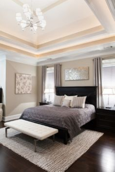 Cool Modern Contemporary Master Bedroom Ideas https://homadein.com/2017/03/26/59-modern-contemporary-bedroom-home-decorating-ideas/