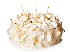 Get Food Network Kitchen's Lemon Meringue Cake Recipe from Food Network