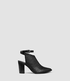 Womens Ivy Heels (Black) - product_image_alt_text_1