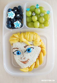 """You just know little Muffy McPinterest is all like """"Honey, don't tilt your lunchbox or Elsa's eyeballs might fall off. AGGGHHHHH, DON'T TILT IT!!! I woke up at 4AM to make that and it has to be perfect or the other kids won't be jealous of you!!"""""""