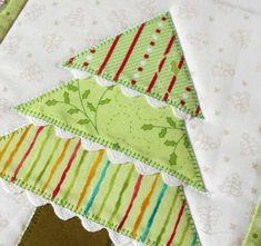 Christmas Mug Rugs, Christmas Tree Quilt, Christmas Wall Hangings, Handmade Christmas, Christmas Crafts, Christmas Sewing, Christmas Placemats, Christmas Cushions, Christmas Decorations