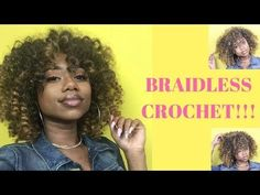 Braidless Crochet And Reusing Old Crochet Hair [Video] - Black Hair Information