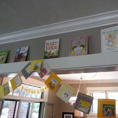 storybook baby shower | kojodesigns