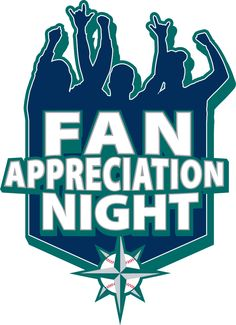 #Mariners Fan Appreciation Night. Prizes (click photo for link to list), surprises & more. Friday, September 21, 7:10 vs. #Rangers