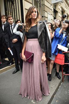 Nina Dobrev #Modesty doesn't mean frumpy. #DressingWithDignity www.ColleenHammond.com www.TotalimageInstitute.com