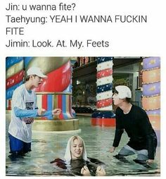 It's too real... and cute I'm Jimin