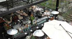 Olives: La terraza más deseada en Santa Fe.