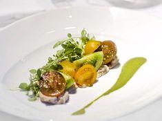 Vegan Fine Dining at the Hyatt Regency Churchill, London