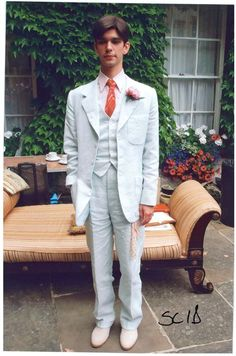 Ben Whishaw - Brideshead Revisited
