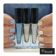Julep Maven: a monthly beauty subscription for $19.99 that gets you over 40 dollars in nail polish goodies! I like this because you can preview the colors before they mail it as well as add on items, and if you don't like it you can pause for the month, or gift the box to a friend. (Referral link)