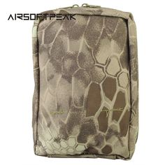 Airsoft Tactical Molle Military Army Medical First Aid Pouch Outdoor Camping Fishing Lightweight EDC Accessory Small Sundry Bag.