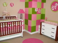 When I have a daughter, this is what her room is going to look like. :)