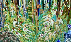 "Saatchi Online Artist Lia Porto; Painting, ""twenty eyes (veinte ojos)"" #art"