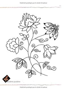 Bohin Crewel Embroidery Needles, Size 15 Per Package - Embroidery Design Guide Bordado Jacobean, Jacobean Embroidery, Blackwork Embroidery, Hungarian Embroidery, Learn Embroidery, Embroidery Needles, Crewel Embroidery, Hand Embroidery Patterns, Embroidery Designs