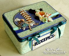Hello Everyone!I made today's Recipe Box, using Tall Cake from Mo's Digital Pencil.More details you can see here. Have a lovely day and thanks for stopping by!Hugs, Vili xxxx
