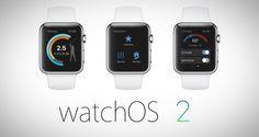 Apple begonnen met uitrollen watchOS 2 naar Apple Watch