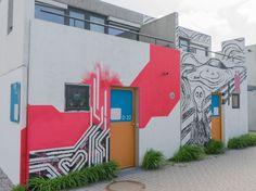 Street Art in München: Hier leuchten die Wände
