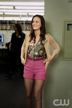 Style Crush: Blair Waldorf at LuLus.com!