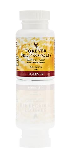 Bee Propolis is the protecting substance accumulated and used by bees to clean and safeguard their hives. Forever Bee Propolis is harvested from pollution-free regions to guarantee purity; it includes no added preservatives or artificial colours. There's no better way to care for yourself! http://link.flp.social/53EMlO