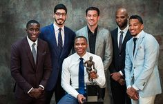 NBA Awards Show: Night in Photos
