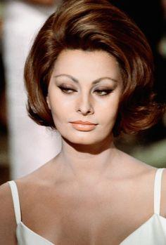 Sophia Loren, early 1960's.
