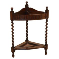 Check out this item at One Kings Lane! 19th-C. English Corner Umbrella Stand