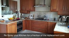 Kitchen Respray Dublin