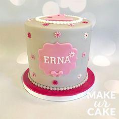 MakeUrCake - 1st Birthday Cake