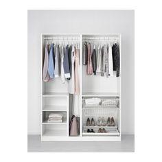 PAX Garderobekast - 150x66x201 cm, - - IKEA