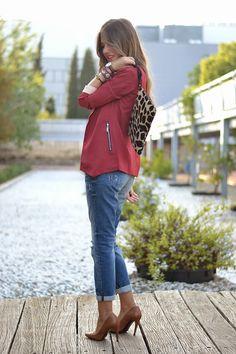 BURGUNDY – Mi Aventura Con La Moda