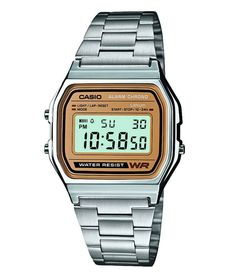 Casio Collection horloge A158WEA-9EF - Horloges.nl