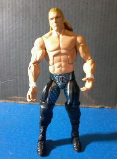 "WWE ACTION FIGURE : 7"" Triple H Mattel Wrestling 2011 HHH Series 23 wwf ecw nwo…"