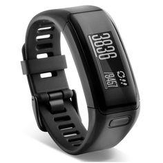Garmin vívosmart HR Activity Tracker Regular Fit - Black Body Health Fitness…
