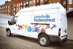 Leeds Federated Vehicle Livery