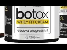 Kit Yenzah Whey Fit Cream Botox - Chic Mix