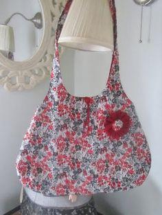patrones de bolsos   Aprender manualidades es facilisimo. Sewing, How To Make, Bags, Fashion, Tote Bags, Scrappy Quilts, How To Make Purses, How To Make Bags, Felted Bags