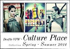 """Modelos luciendo la Colección """"aVa"""" Spring/Summer 2014"""