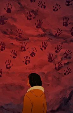 """I just want to get my handprint on that wall"" ~ Brother Bear, 2003"
