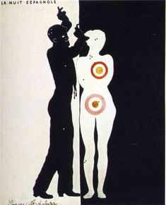 French artist Francis Picabia