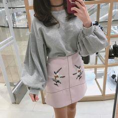 #Korean Fashion #Kdailystyle #Sexy #mozzi_marke #Akiwarinda