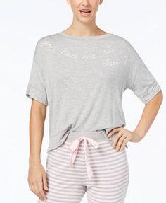Jenni by Jennifer Moore Graphic Pajama T-Shirt 0a9254e31