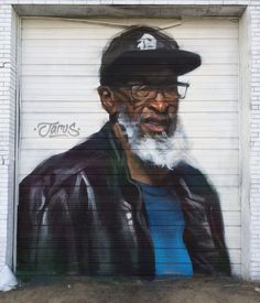 "1xRun's ""Murals in the Market"" brings over 30 freshly painted walls to Detroit - StreetArtNews"