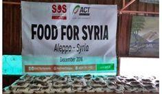 Nasi Gurih dan Daging Hangat sampai ke Penjuru Aleppo