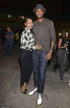 Carmelo Anthony in the Jordan Future