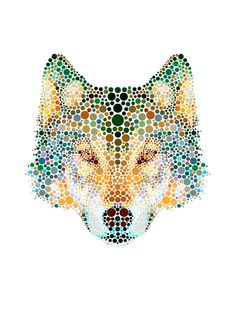 Wild by Mariya Lyshik, via Behance