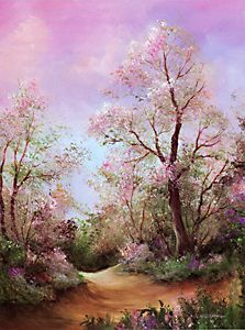 Susan Scheewe Painting Demonstrations | Echoes of Nature by Susan Scheewe Brown