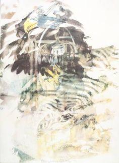 Robert Rauschenberg--Caucus, 1997